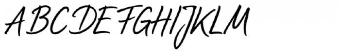 LP Bambus Light Font UPPERCASE