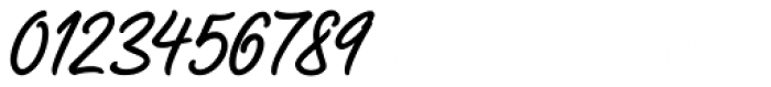 LP Bambus Regular Font OTHER CHARS