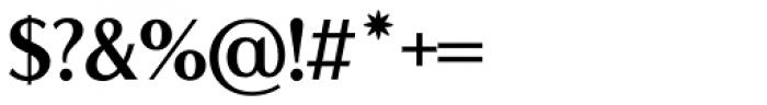 LP Lazise Regular Font OTHER CHARS