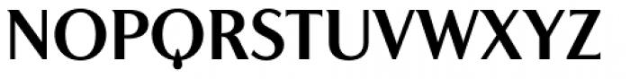 LP Lazise Semi Serif Font UPPERCASE