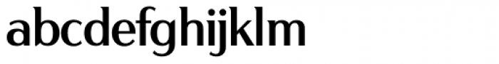 LP Lazise Semi Serif Font LOWERCASE
