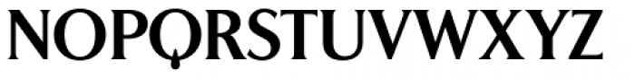 LP Lazise Serif Font UPPERCASE