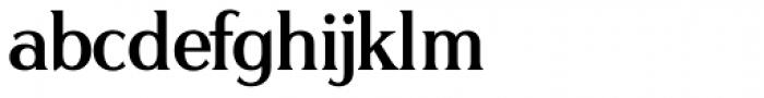LP Lazise Serif Font LOWERCASE