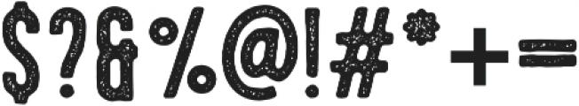 LS Harsey Serif Block otf (400) Font OTHER CHARS