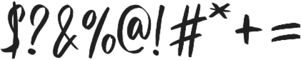 LS Hymned Script otf (400) Font OTHER CHARS