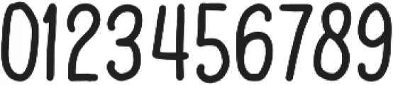 LS Olive 04 Hand otf (400) Font OTHER CHARS