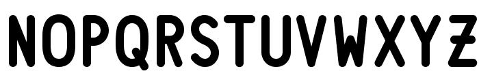 LS-Bold Font UPPERCASE