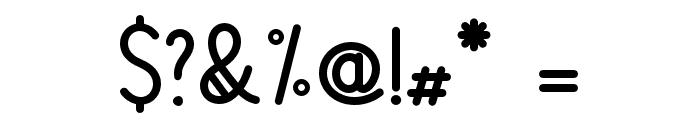 LS Medium Font OTHER CHARS