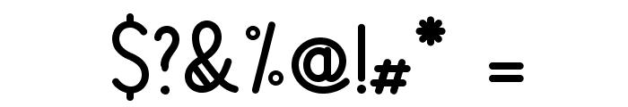 LS-RegularAlt Font OTHER CHARS