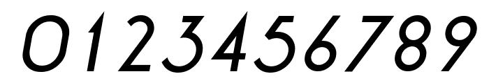 LT Oksana Medium Italic Font OTHER CHARS