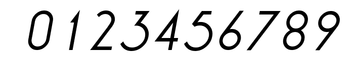 LT Oksana Regular Italic Font OTHER CHARS