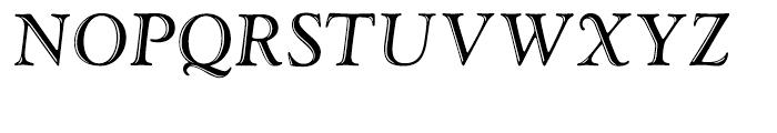 LTC Goudy Handtooled Italic Font UPPERCASE