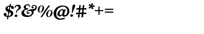 LTC Powell Italic Font OTHER CHARS