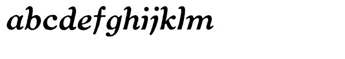 LTC Powell Italic Font LOWERCASE