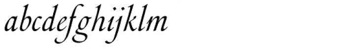 LTC Artscript Font LOWERCASE