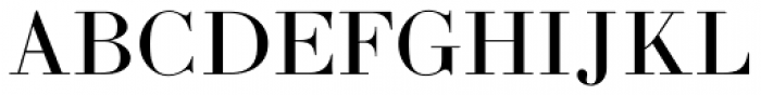 LTC Bodoni 175 Regular Font UPPERCASE