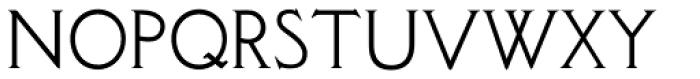LTC Camelot Text Font UPPERCASE