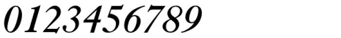 LTC Caslon Long Bold Italic Font OTHER CHARS