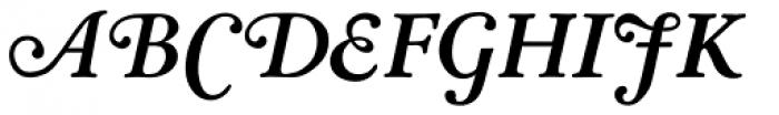 LTC Cloister Bold Font UPPERCASE