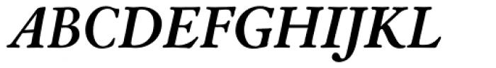 LTC Cloister Pro Bold Italic Font UPPERCASE