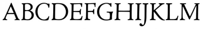 LTC Cloister Pro Regular Font UPPERCASE