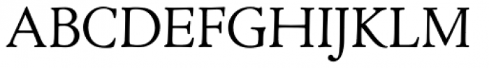 LTC Cloister Regular Font UPPERCASE