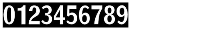 LTC Figures Font OTHER CHARS