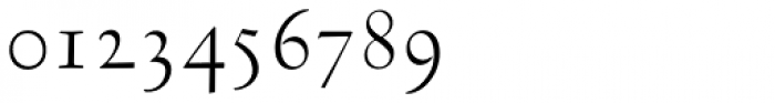 LTC Garamont Display OSF Font OTHER CHARS
