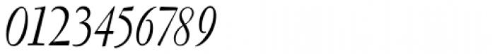 LTC Garamont Pro Display Italic Font OTHER CHARS