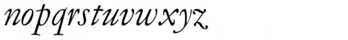 LTC Garamont Text Italic OSF Font LOWERCASE