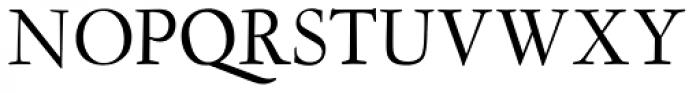 LTC Garamont Text Smallcaps Font UPPERCASE