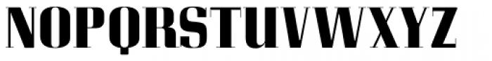 LTC Glamour Bold Font UPPERCASE