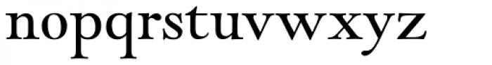 LTC Goudy Modern Pro Font LOWERCASE