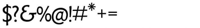LTC Goudy Sans Light Font OTHER CHARS