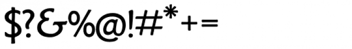 LTC Goudy Sans Regular Font OTHER CHARS