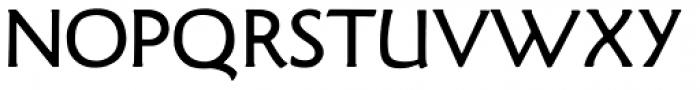 LTC Goudy Sans Regular Font UPPERCASE