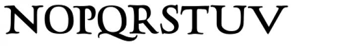 LTC Hadriano Pro Font UPPERCASE