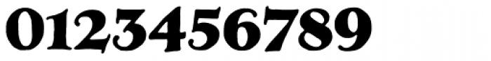 LTC Hess Monoblack Font OTHER CHARS