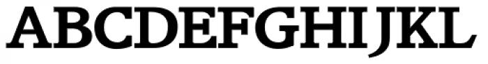 LTC Jenson Heavyface Font UPPERCASE