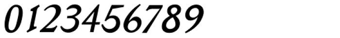 LTC Jenson Italic Font OTHER CHARS