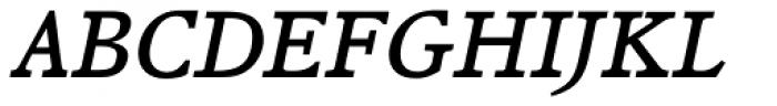 LTC Jenson Italic Font UPPERCASE