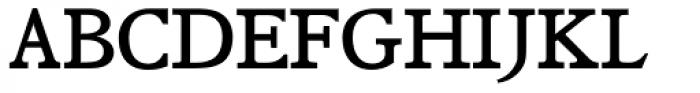 LTC Jenson Regular Font UPPERCASE