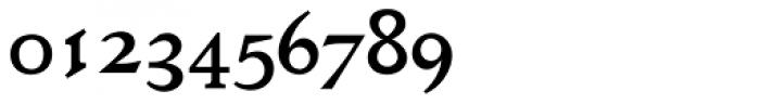 LTC Jenson Small Caps Font OTHER CHARS