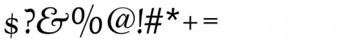 LTC Kaatskill Italic Font OTHER CHARS
