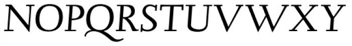 LTC Kaatskill Italic Font UPPERCASE