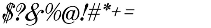 LTC Law Italic Font OTHER CHARS