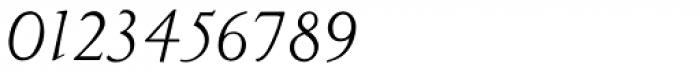 LTC Metropolitan Pro Italic Font OTHER CHARS