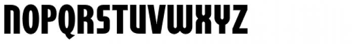 LTC Tourist Gothic Alternate Font UPPERCASE