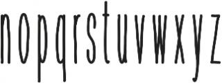 LUKA-Pro Heavy otf (800) Font LOWERCASE