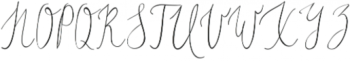 Luberon otf (400) Font UPPERCASE